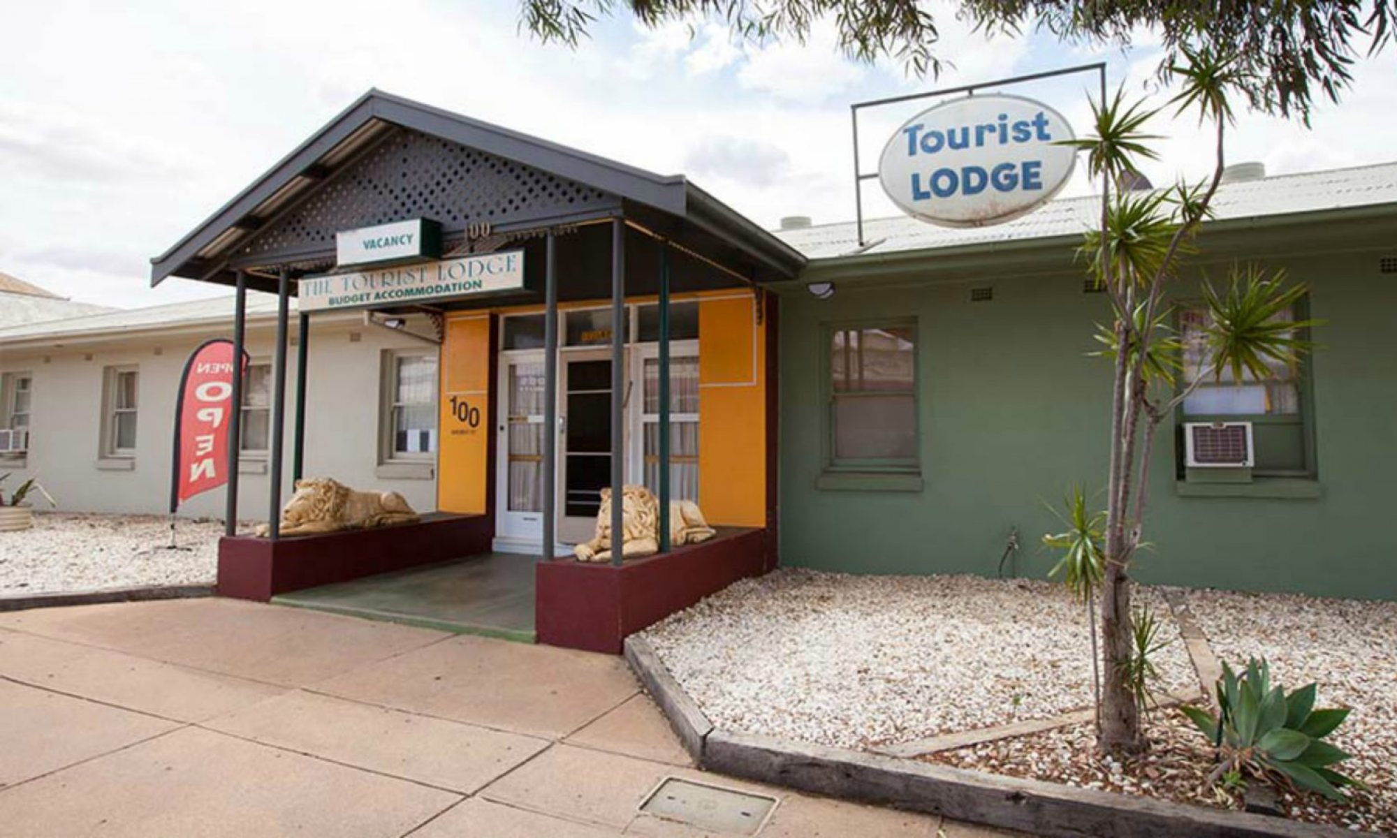The Tourist Lodge